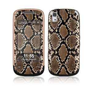 Snake Skin Decorative Skin Cover Decal Sticker for Samsung