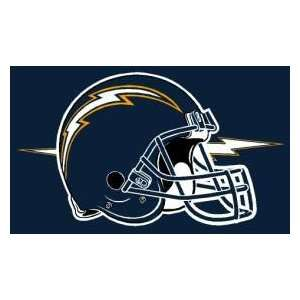 San Diego Chargers NFL 3x5 Feet NFL Indoor/Outdoor Flag