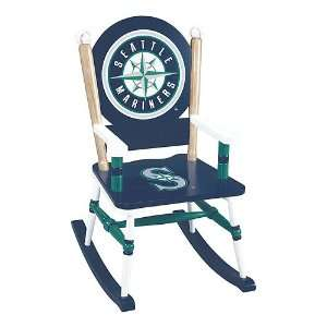 Guidecraft MLB Seattle Mariners Rocking Chair Toys & Games