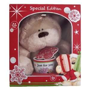 Special Edition Bear & Candle Gift Set   Fizzy Moon