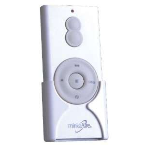 Minka Aire RC213, Hand Held 3 Speed Fan & Up/Down Light Dimmer (with