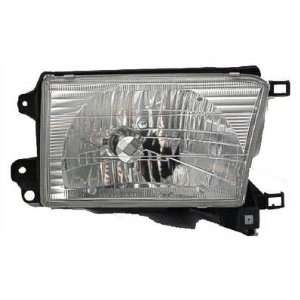 1999 02  TOYOTA 4RUNNER HEADLIGHT ASSEMBLY, PASSENGER