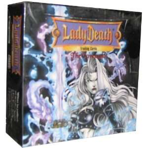 Lady Death Covenant Trading Cards   24P