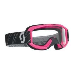 Scott USA 89Si Youth Goggles , Color Pink 2178000026041
