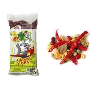 Crazy Corn Cooked Bird Food   Kung Fu Yum 3 Lbs.  Pet