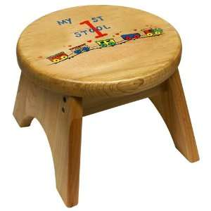 My 1st Kids Wooden Step Stool by Holgate Toys