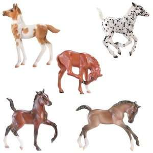Breyer Horses Stablemates Fun Foals Set/5 Sports