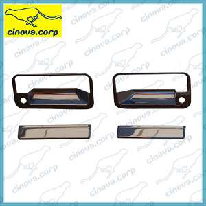 Chevy Pickup Tahoe Suburban Chrome Door Handle Covers