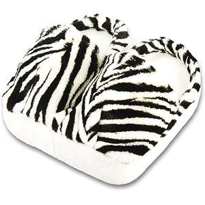 Vibrating Foot Massager Black, Leopard, or Zebra Print ($