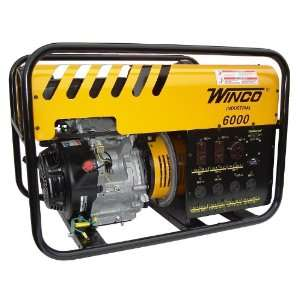 Honda Engine 6000Watt Generator Electric Start Patio, Lawn & Garden